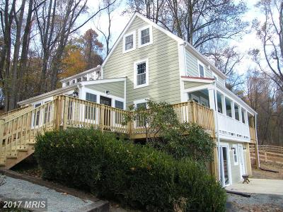 Leesburg Single Family Home For Sale: 13293 Wilt Store Road