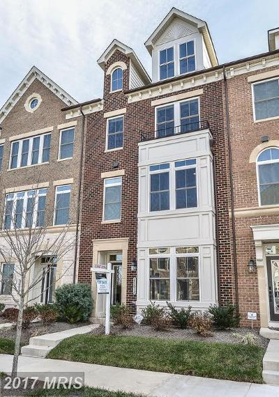 Townhouse For Sale: 20612 Duxbury Terrace