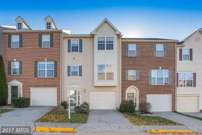 Leesburg Townhouse For Sale: 545 Sparkleberry Terrace NE