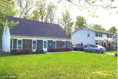 Sterling Single Family Home For Sale: 1112 Maple Avenue