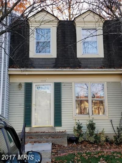 Sterling Townhouse For Sale: 1008 Marsden Court