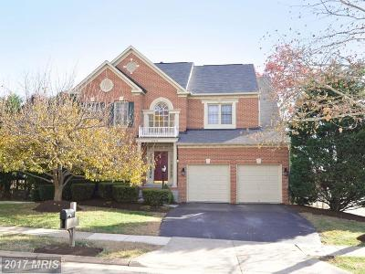 Ashburn Single Family Home For Sale: 20894 Gardengate Circle