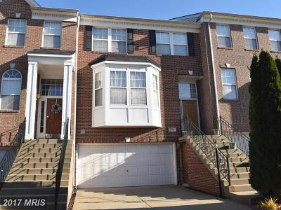 Leesburg Townhouse For Sale: 838 Revelstore Terrace NE
