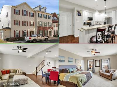 Aldie VA Townhouse For Sale: $310,000