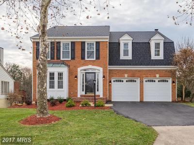 Ashburn VA Single Family Home For Sale: $640,000
