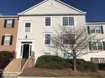 Leesburg Condo For Sale: 109 Prosperity Avenue SE #232