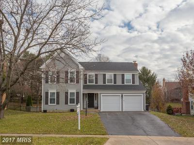 Purcellville Single Family Home For Sale: 17308 Pickwick Drive