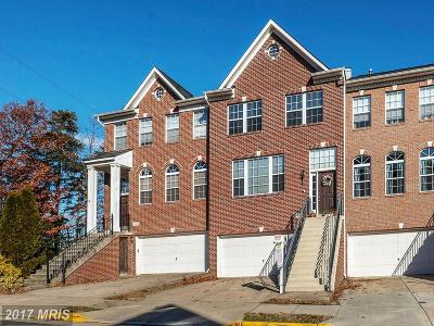 Leesburg Townhouse For Sale: 43024 Rundle Terrace