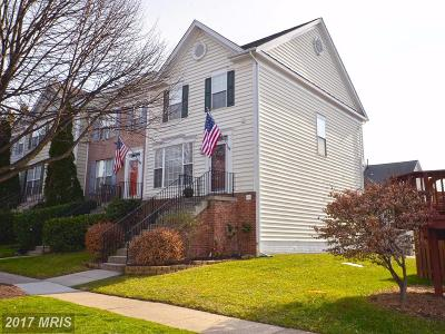 Chantilly VA Townhouse For Sale: $375,000