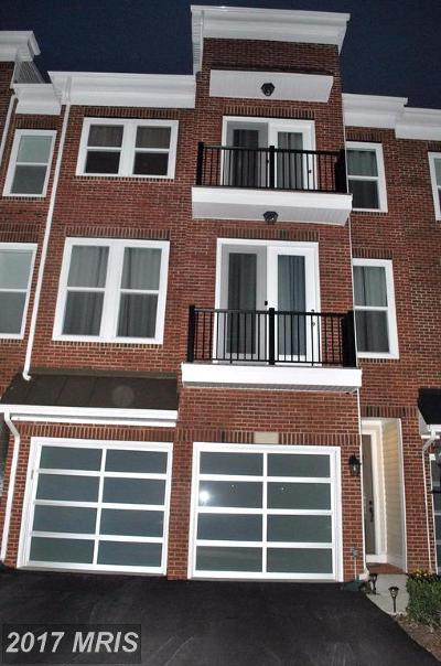 Townhouse For Sale: 23502 Hillgate Terrace