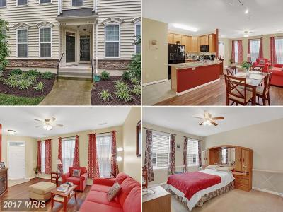 Loudoun Townhouse For Sale: 42242 San Juan Terrace
