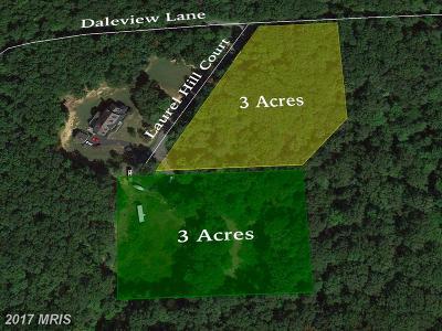 Leesburg Residential Lots & Land For Sale: 15078 Laurel Hill Court