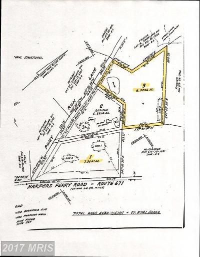 Purcellville Residential Lots & Land For Sale: 13550 Piney Run Lane
