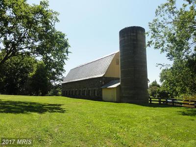 Loudoun Farm For Sale: 17864 Silcott Springs Road