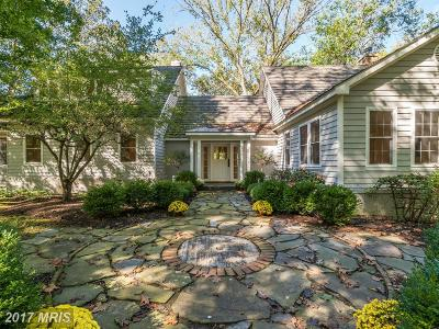 Bluemont, Paris, Middleburg, Upperville, Hamilton, Hillsboro, Lovettsville, Paeonian Springs, Purcellville, Round Hill, Waterford Single Family Home For Sale: 23057 Kirk Branch Road