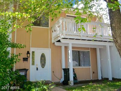 Loudoun Townhouse For Sale: 110 Richland Circle