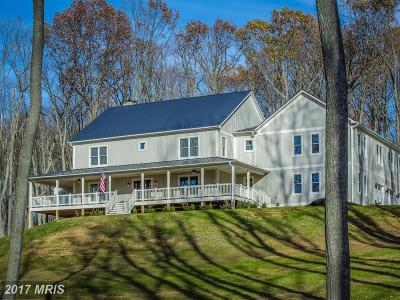 Round Hill Single Family Home For Sale: 18244 Yellow Schoolhouse Road