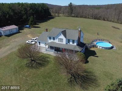 Single Family Home For Sale: 42064 Black Walnut Lane