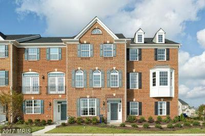 Ashburn Townhouse For Sale: 23253 Carters Meadow Terrace