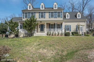 Leesburg VA Single Family Home Under Contract: $549,000