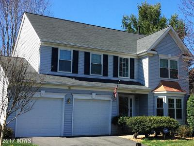 Sterling Single Family Home For Sale: 46427 Hampshire Station Drive
