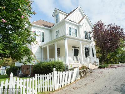 Middleburg Single Family Home For Sale: 306 Marshall Street