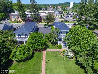 Leesburg Single Family Home For Sale: 206 Wirt Street NW