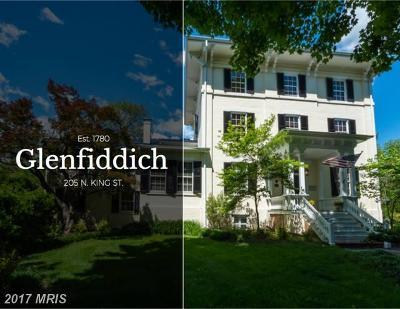 Loudoun Single Family Home For Sale: 205 N. King Street