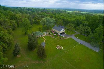 Lovettsville Single Family Home For Sale: 13193 Mountain Road