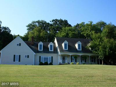 Purcellville Single Family Home For Sale: 37587 Hughesville Road