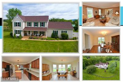 Lovettsville Single Family Home For Sale: 40738 Tankerville Road