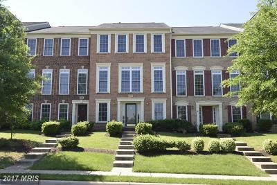 South Riding Townhouse For Sale: 42988 Matties Terrace