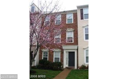 Sterling Townhouse For Sale: 22234 Great Trail Terrace