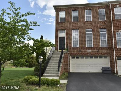 Aldie Townhouse For Sale: 25150 Boomerang Terrace