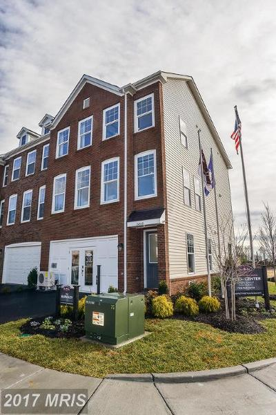 Chantilly Townhouse For Sale: 24860 Durham Field Terrace