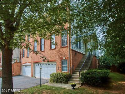 Purcellville Townhouse For Sale: 219 Grassy Ridge Terrace