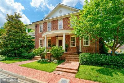 Leesburg Single Family Home For Sale: 217 Cornwall Street NW
