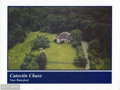Lovettsville Single Family Home For Sale: 13214 Orrison Road