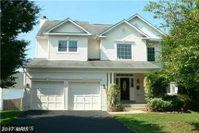 Leesburg VA Single Family Home For Sale: $525,000