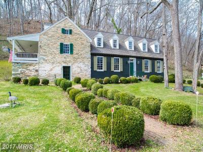 Loudoun Single Family Home For Sale: 13032 Taylorstown Road