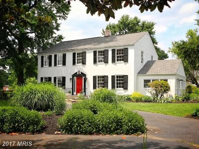 Purcellville Single Family Home For Sale: 601 Main Street