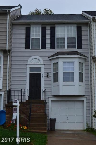 Leesburg Townhouse For Sale: 625 Tammy Terrace SE