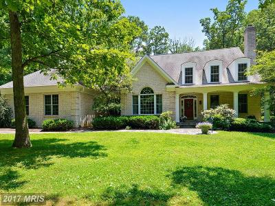 Purcellville Single Family Home For Sale: 20260 Gileswood Farm Lane