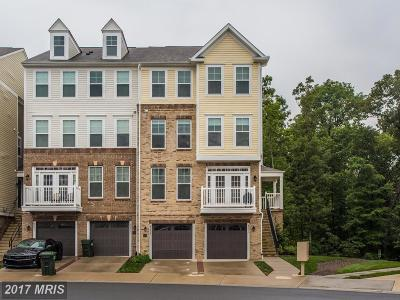 Aldie Townhouse For Sale: 42211 Canary Grass Square