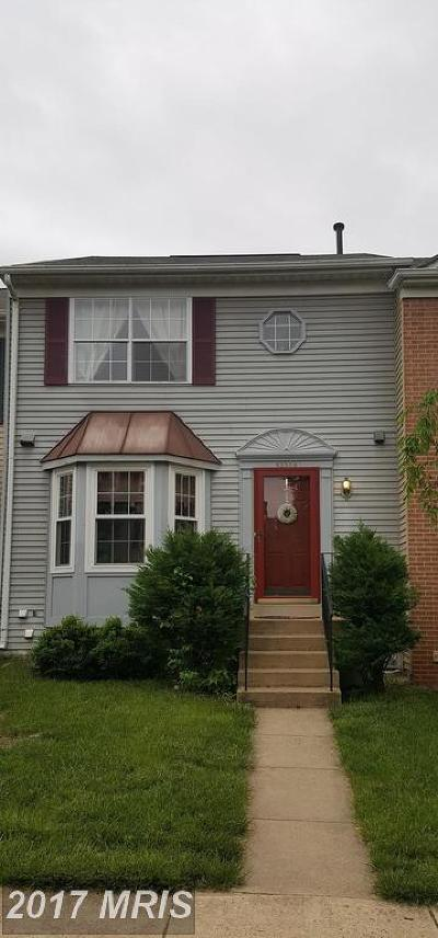 Ashburn Farm Townhouse For Sale: 43520 Blacksmith Square
