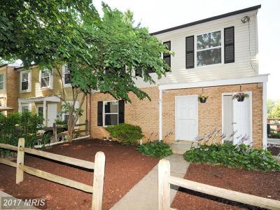 Leesburg Townhouse For Sale: 63 Adams Drive NE