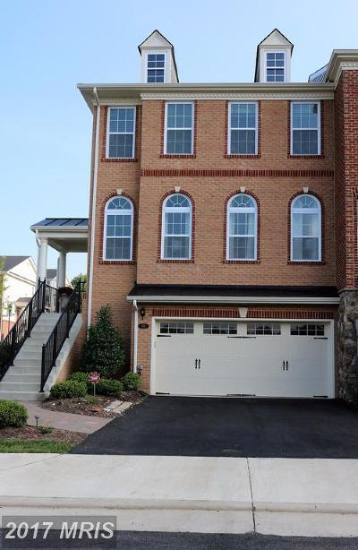 Purcellville Townhouse For Sale: 301 Dublin Square