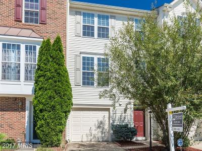 Aldie Townhouse For Sale: 25361 Sweetness Terrace