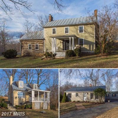 Middleburg Multi Family Home For Sale: 38100 Homestead Farm