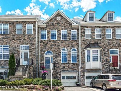 Leesburg Townhouse For Sale: 823 Bluefield Square NE